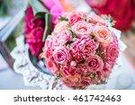 flower wedding | Shutterstock . vector #461742463