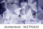 abstract geometric background.... | Shutterstock .eps vector #461792623