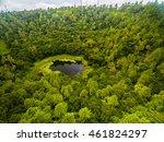 aerial top view perspective of... | Shutterstock . vector #461824297