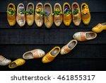 Traditional Dutch Shoes Mounte...