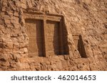 Small photo of Abu Simbel Egypt. The temple complex of Abu Simbel, Egypt