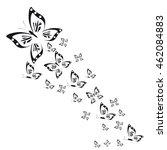 butterfly | Shutterstock .eps vector #462084883