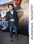 "Small photo of SAO PAULO,AUGUST 01, 2016: Actor Rodrigo Santoro attends the Sao Paulo city premiere of ""Ben-Hur"" at Cinepolis Theater."
