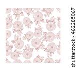 seamless pattern in chinoiserie ... | Shutterstock .eps vector #462285067