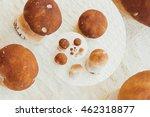 porcini spiral | Shutterstock . vector #462318877