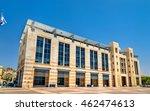 The City Hall Of Jerusalem...