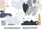 vector abstract background with ... | Shutterstock .eps vector #462519457