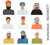 vector arabian arabic islamic... | Shutterstock .eps vector #462530377