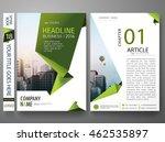 flyers design template vector.... | Shutterstock .eps vector #462535897