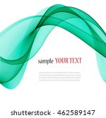 abstract color wave image on a... | Shutterstock .eps vector #462589147