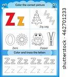 alphabet learning letters  ...   Shutterstock .eps vector #462701233