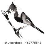 black and white monochrome... | Shutterstock . vector #462775543