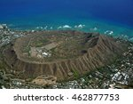 Aerial View Of Diamondhead ...
