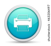 printer  icon | Shutterstock .eps vector #463206497
