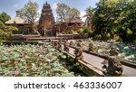 ubud  bali  indonesia  february ... | Shutterstock . vector #463336007