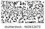 decorative background  texture...   Shutterstock .eps vector #463612673