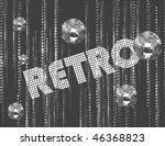 domino background | Shutterstock .eps vector #46368823