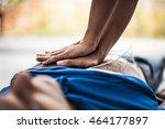resuscitation   Shutterstock . vector #464177897