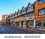 stratford upon avon  uk  ... | Shutterstock . vector #464332343