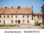 old house . the house that is... | Shutterstock . vector #464507573