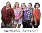 group of transgender people... | Shutterstock . vector #464557277