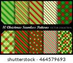christmas background pattern...   Shutterstock .eps vector #464579693