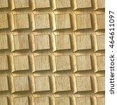 3d wooden pattern  seamless | Shutterstock . vector #464611097