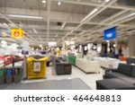 blur living room picture... | Shutterstock . vector #464648813