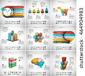 vector illustration of... | Shutterstock .eps vector #464904983