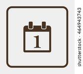 calendar 1 icon.