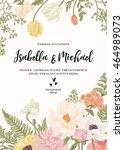 Vintage Wedding Invitation....
