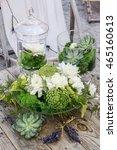 Green Wedding Floral...