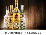 poznan  poland   july 27  2016  ... | Shutterstock . vector #465200183