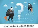 vector illustration ... | Shutterstock .eps vector #465243203