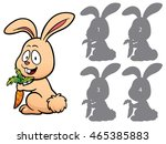vector illustration of make the ... | Shutterstock .eps vector #465385883