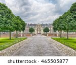 castle nordkirchen   Shutterstock . vector #465505877