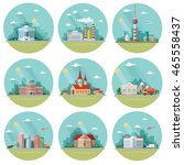 mega set of icons for your... | Shutterstock .eps vector #465558437