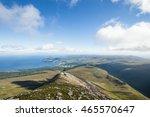 landscape view of scottish... | Shutterstock . vector #465570647