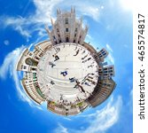 Little Planet  Milan Italy ...
