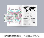 business abstract template