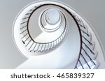 A Spiral Staircase Straight Up...