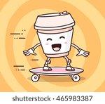 vector illustration of color... | Shutterstock .eps vector #465983387