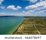 Vransko Lake And Landscape...
