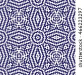 vector seamless pattern ... | Shutterstock .eps vector #466223297