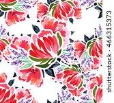 abstract elegance seamless... | Shutterstock . vector #466315373