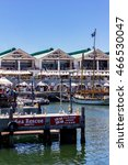 Small photo of Cape Town, South Africa - December 24, 2013: The Victoria & Alfred Waterfront, Cape Town, South Africa.
