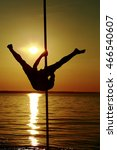 Small photo of Afloat Pole dance boy