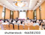abstract blur business... | Shutterstock . vector #466581503