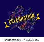 vector illustration of... | Shutterstock .eps vector #466639157