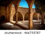 Archway Of Ayia Napa Monastery...